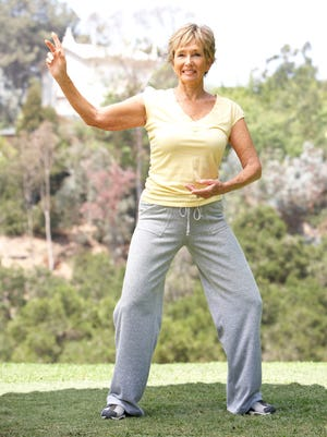 Exercise programs such as tai chi can increase strength and improve balance, making falls much less likely.