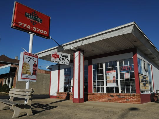 Pizza Chef is located at 957 E Main St. and is open
