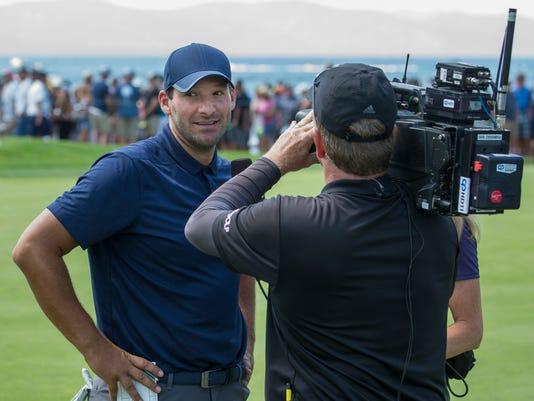 American Century Championship golf