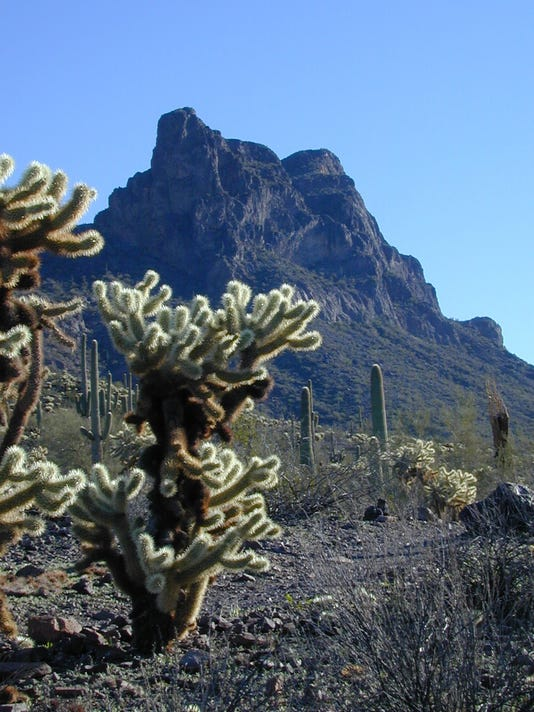 OUTDOORS03 Picacho Peak