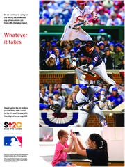 Major League Baseball and Stand Up To Cancer's PSA