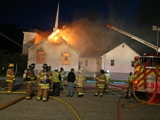 Millville fire