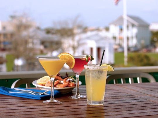 The casual vibe belies the high-quality cuisine, emphasizing local seafood and farm-to-table freshness.