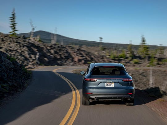 Auto review: With the 2020 Taycan and Cayenne E-Hybrid, Porsche's electrified future is well underway