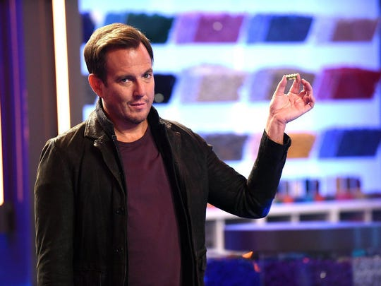 """Actor Will Arnett is the host of reality show """"Lego Masters,"""" which debuts at 9 p.m. Wednesday on Fox."""