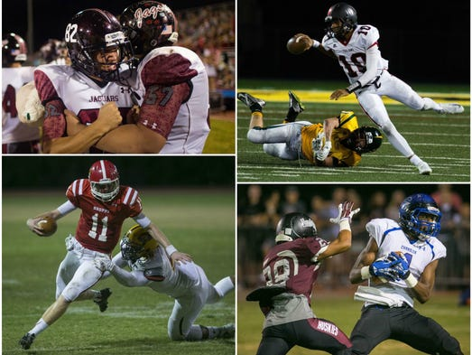 This  is the gallery of Arizona's top high school football