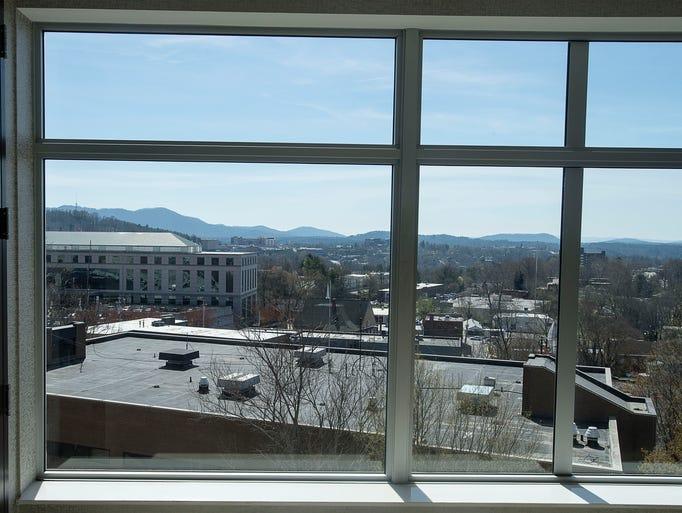 Hyatt Place in Downtown Asheville
