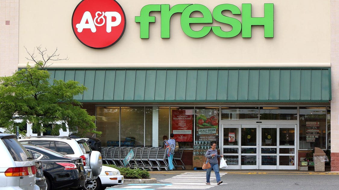 Acme buys four a p stores in central jersey for Michaels crafts bridgewater nj