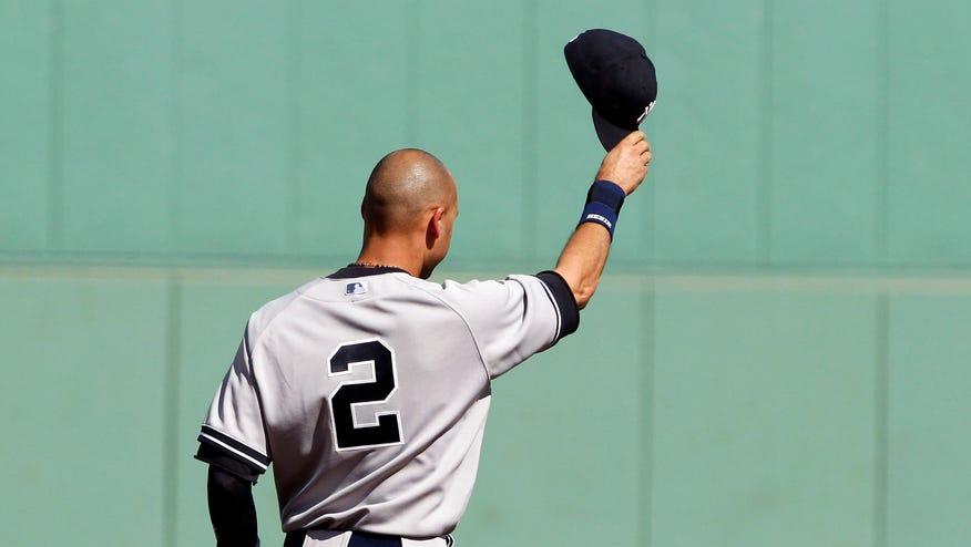 Derek Jeter New York Yankees Baseball Shotstop 3,000 Hits 2011 Nyc Newspaper Sports Mem, Cards & Fan Shop