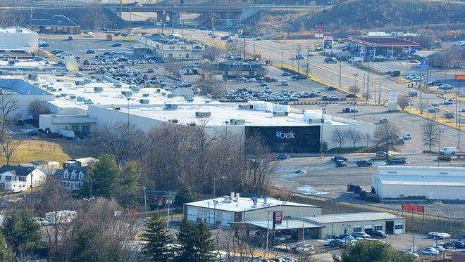 A Delaware-based company has bought the Staunton Mall. Mike Tripp/The News LeaderThe Staunton Mall viewed from an overlook on Betsy Bell at Betsy Bell Wilderness Park on Tuesday, March 11, 2014.
