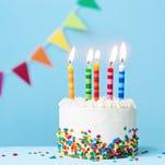 2018 WNC Parent Birthday Guide: Cake and ice cream
