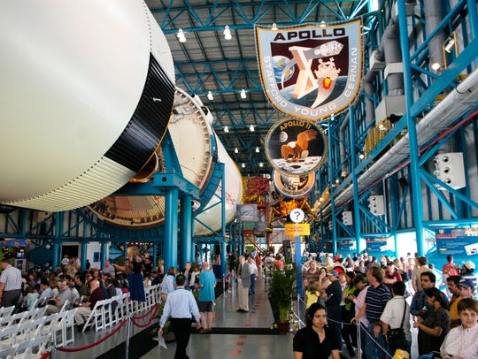 NASA's Apollo/Saturn V Center