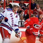 Rangers acquire Eric Staal from Carolina without giving up a roster player or a first-round pick