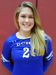 Liz Bradley, Barron Collier volleyball
