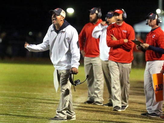 Kevin Creasy and his Oakland football team will battle