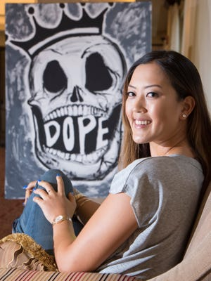 """""""I'll always experiment,"""" Michelle Wie says. """"I'll always paint. I'll always try new things. I never want to be stuck in a mold. I have always searched for what would make me happy. And I'm not going to stop doing that."""""""