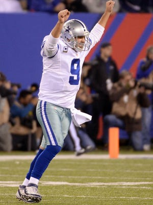 Quarterback Tony Romo will lead the Dallas Cowboys against in the Philadelphia Eagles on Thanksgiving, one of three NFC games.