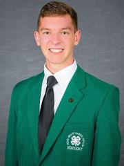 Noah Carter, Kentucky 4-H Vice President