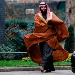 Will Trump once again fall for a Saudi charm offensive? Let's hope not.
