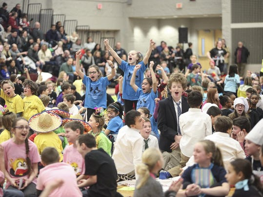 BPS Students participate in Battle of the Books 2 - Photo Tony Lowe