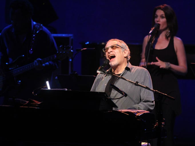 Steely Dan perform at the Count Basie Theatre in Red Bank. September 3, 2014. Photo by Robert Ward