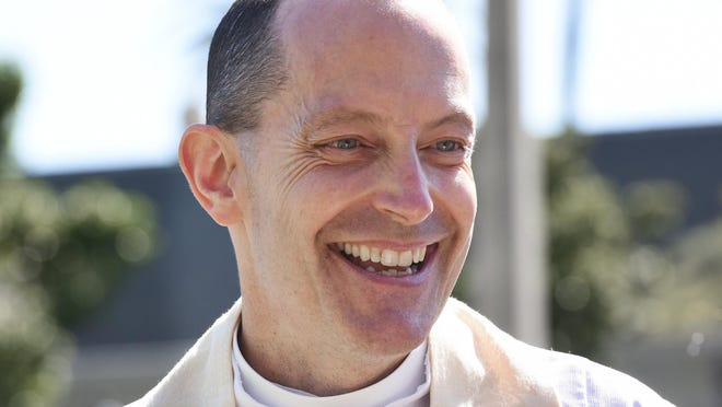 The Rev. James Harlan, who has been with the Episcopal Church of Bethesda-by-the-Sea for the past ten years, will join the Bishop of Southern Virginia's senior staff. His last service will be at 10 a.m. Sunday.