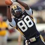 Southern Miss wide receiver Casey Martin could put up some big numbers in the Golden Eagle offense this season.