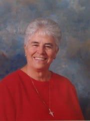 Sister Maria Luz Cervantes (AKA, Sr. Paz) was born