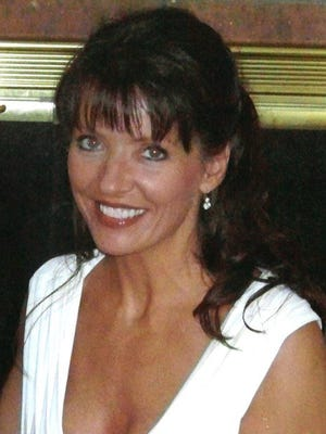 Kelly Ecker Samson, 50, was found shot several times in the torso and head on Oct. 5 by her new husband.
