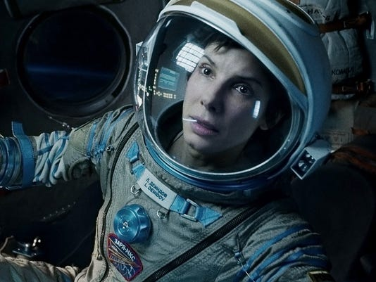 'Gravity' wins Golden Tomato