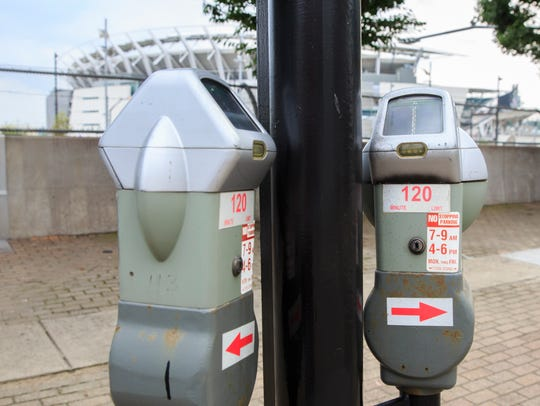 Parking rates are going up to $15 flat rate for meters