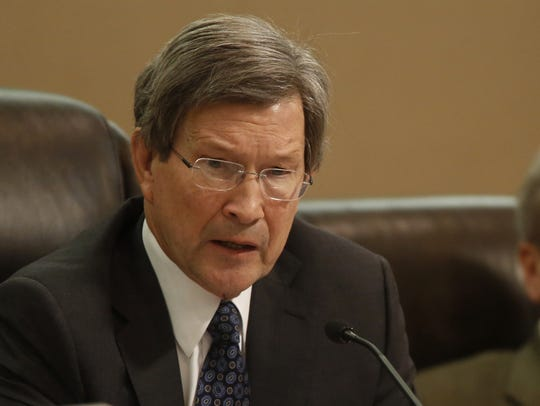 City Attorney Lew Shelley recommends the approval of