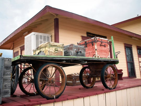 On the U.S. side of the border, the Columbus Historical Museum and nearby Pancho Villa State Park have exhibits focusing on Gen. Pancho Villa's March 9, 1916, raid on Columbus. Preparations are already underway for centennial commemorations next year, celebrating neighborly border town relationships that have evolved into an annual friendship fiesta.