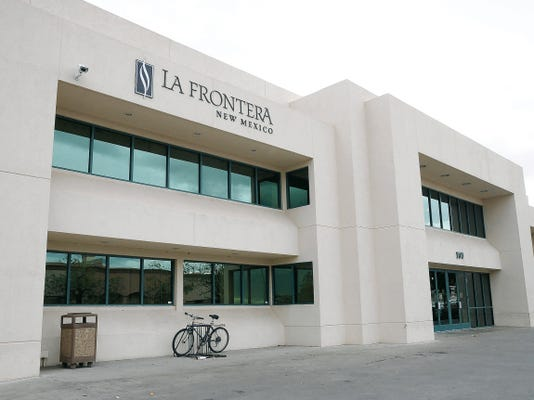 Pictured is La Frontera, located at 100 W. Griggs Ave. in Las Cruces.
