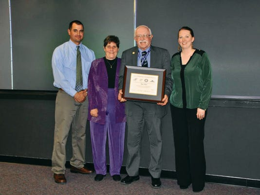 Submitted Photo   Steve West graduated from the Leadership New Mexico's Local Government Leadership Program.
