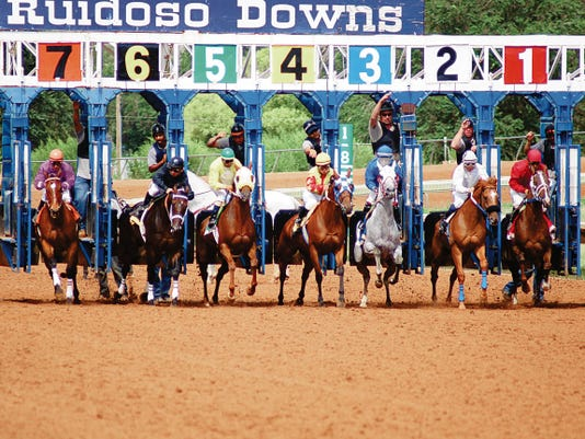 The 2015 quarter-horse racing season kicks off this weekend at Ruidoso Downs Race Track and Billy the Kid Casino. The annual season culminates with the prestigious All American Futurity on Labor Day.