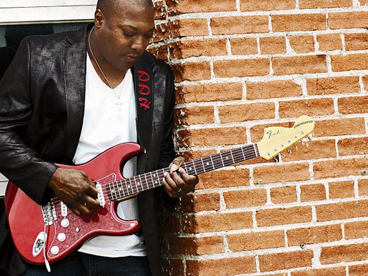 A native Texan, Derrick Harris of The Derrick Harris Band, is making a mark on the local scene with his mix of blues, rock and soul. Harris performs regularly around Las Cruces. A full schedule is available online.