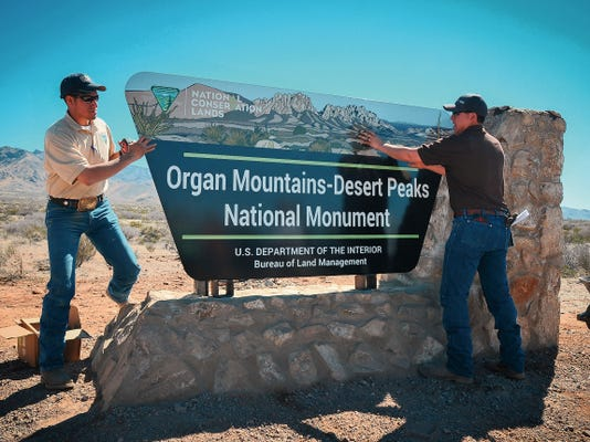 President Obama designated Organ Mountains-Desert Peaks National Monument on May 21, 2014. A week-long celebration of the one-year anniversary will take place May 15 to 22 around the Mesilla Valley.
