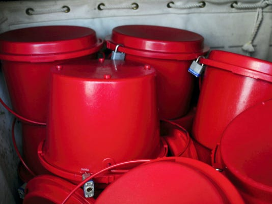 It's almost time for the Salvation Army Red Kettle Drive. The Salvation Army is seeking volunteers to ring bells and collect money over the holiday season.