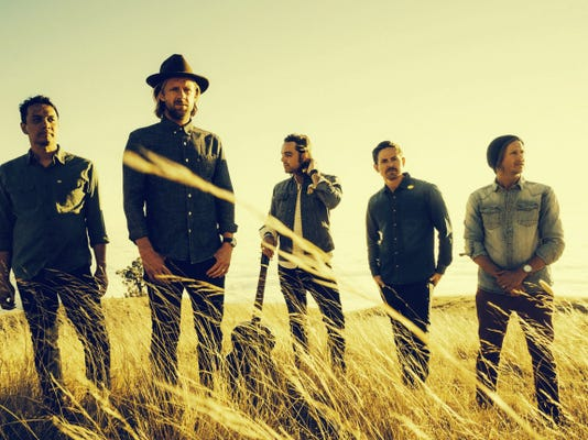 SUBMITTED Switchfoot will take the stage in Baltimore tonight.