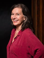 Author Louise Erdrich.