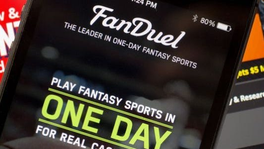 The Indiana legislature is considering a bill to clarify the legality of daily fantasy sports.