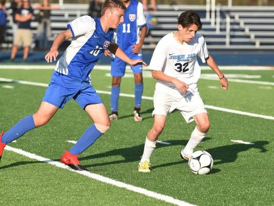 Boys soccer: John Jay v. Carmel