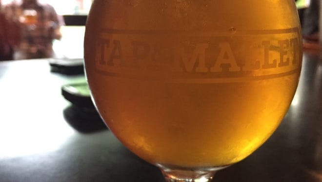 Troegs Scratch #195: Vermont-style Double IPA.