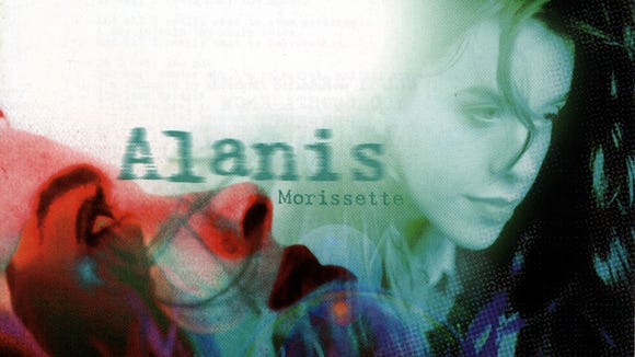 """Jagged Little Pill"" by Alanis Morissette."