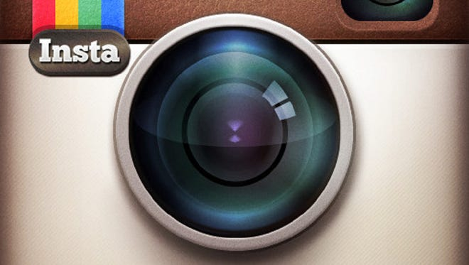 Instagram was the fastest growing social network in 2014.