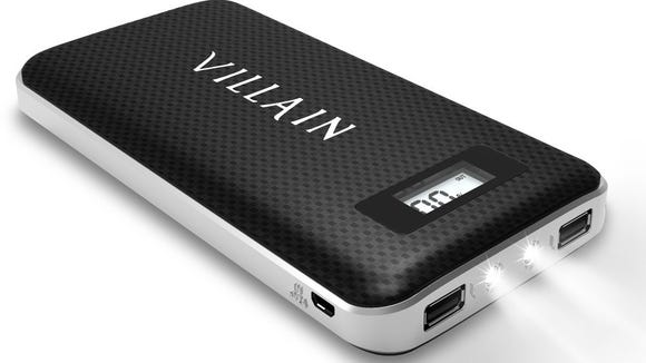 The Villain 20000mAh portable charger is on sale at Amazon.com for $34.99