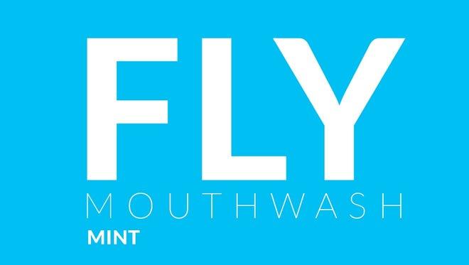 Fly Mouthwash logo.