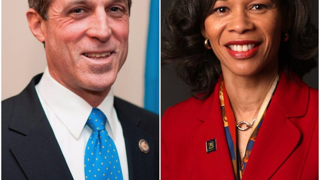 Gov. John Carney and U.S. Rep. Lisa Blunt Rochester will speak at the two-day Be the Solution Conference in Bellevue.