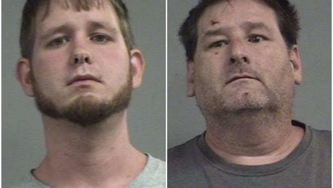 William Riggle Jr. and William Riggle Sr. were arrested and charged with sexual abuse.